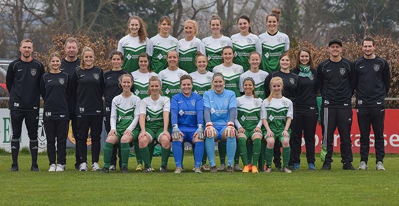 Aktive Frauen, 2016/2017