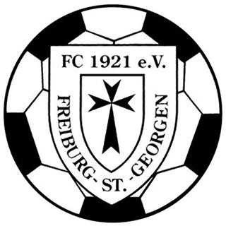 FC Freiburg-St. Georgen e.V. 1921 Retina Logo